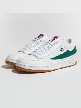 FILA Sneakers Heritage T1 bialy
