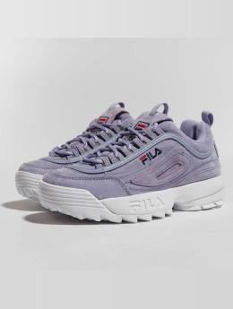 FILA Sneakers Heritage Disruptor S fialová
