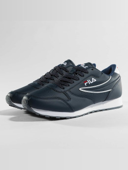FILA Sneakers Orbit Low niebieski