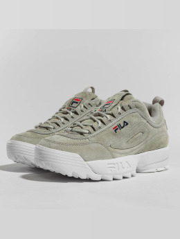 FILA Sneakers Heritage Disruptor S Low szary