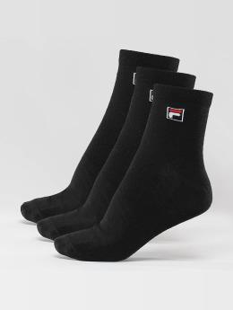 FILA Sokken 3-Pack zwart