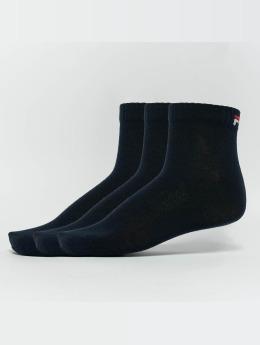 FILA Strumpor 3-Pack blå