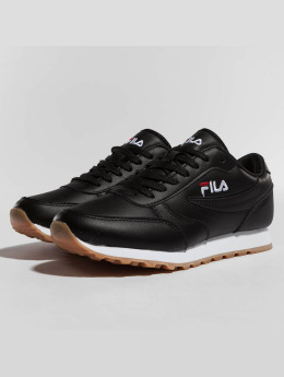 FILA Tennarit Face Orbit Jogger musta