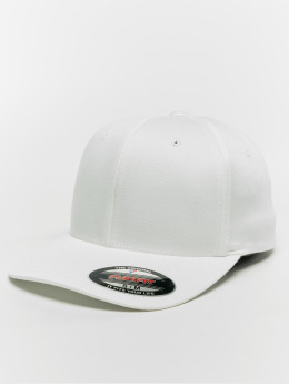 Flexfit Casquette Flex Fitted Organic Cotton blanc