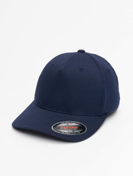 Flexfit Casquette Flex Fitted 5 Panel bleu