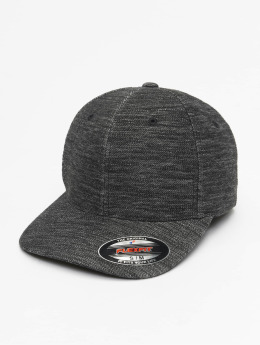 Flexfit Casquette Flex Fitted Twill Knit gris