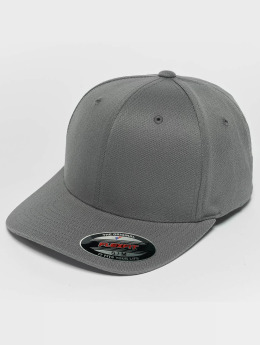 Flexfit Casquette Flex Fitted Wool Blend gris
