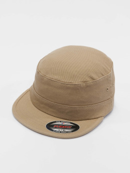 Flexfit Casquette Flex Fitted Top Gun Garmet Washed kaki