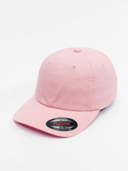 Flexfit Cotton Twill Dad Flexfitted Cap Pink