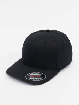 Flexfit Casquette Flex Fitted Wool Blend noir