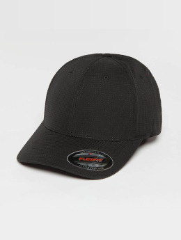 Flexfit Casquette Flex Fitted Hydro-Grid noir