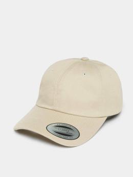 Flexfit Casquette Snapback & Strapback Low Profile Cotton Twill beige