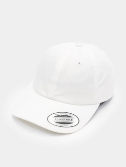Flexfit Casquette Snapback & Strapback Low Profile Cotton Twill blanc