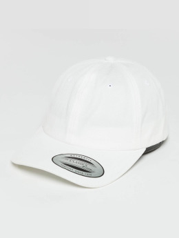 Flexfit Casquette Snapback & Strapback Low Profile Cotton Twill Kids blanc