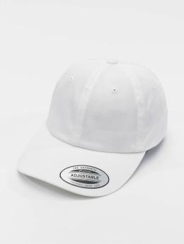 Flexfit Casquette Snapback & Strapback Low Profile Organic Cotton blanc