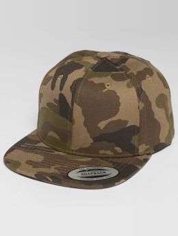Flexfit Casquette Snapback & Strapback Camo Cotton camouflage