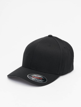 Flexfit Fitted Cap Flexfit schwarz