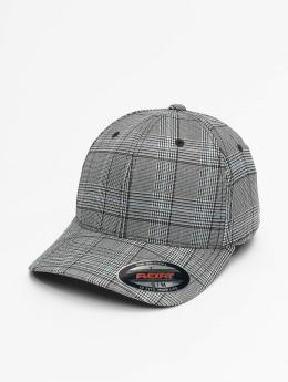 Flexfit Flexfitted Cap Glen Check èierna