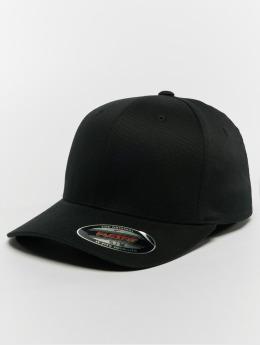 Flexfit Flexfitted Cap Organic Cotton čern