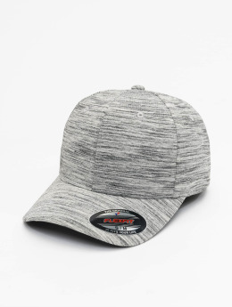 Flexfit Flexfitted Cap Spripes Melange šedá