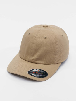Flexfit Flexfitted Cap Cotton Twill Dad beige