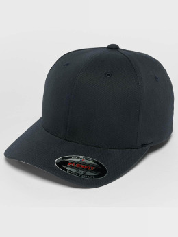 Flexfit Flexfitted Cap Twill Brushed blau