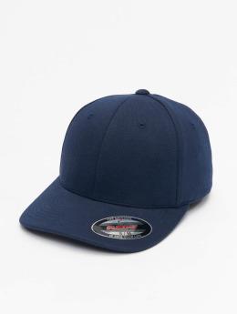 Flexfit Flexfitted Cap Double Jersey blauw