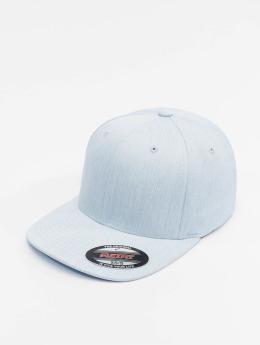 Flexfit Flexfitted Cap Pastel Melange blauw