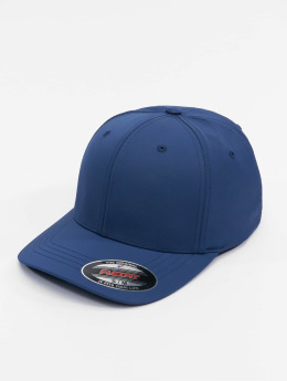 Flexfit Flexfitted Cap Tech blauw