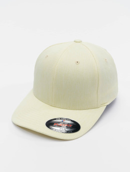 Flexfit Flexfitted Cap Pastel Melange gelb