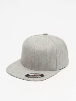 Flexfit Flexfitted Cap Flat Visor grå