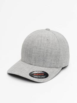 Flexfit Flexfitted Cap Plain Span grau