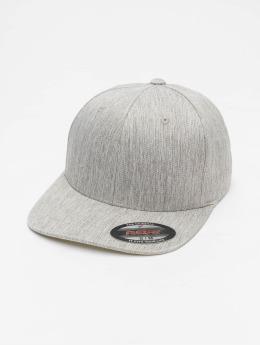 Flexfit Flexfitted Cap Pastel Melange grau