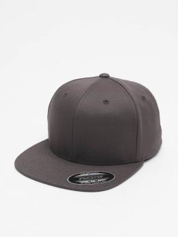 Flexfit Flexfitted Cap Flat Visor grijs