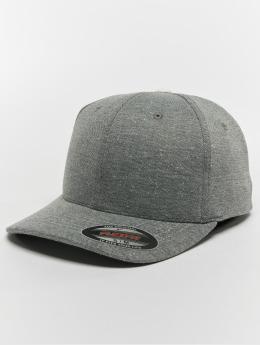 Flexfit Flexfitted Cap Piqué Dots grijs
