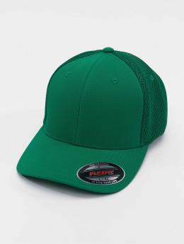 Flexfit Flexfitted Cap Tactel Mesh grün