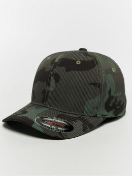 Flexfit Flexfitted Cap Camo Stripe kamufláž