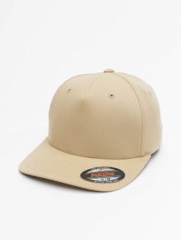 Flexfit Flexfitted Cap 5 Panel khaki