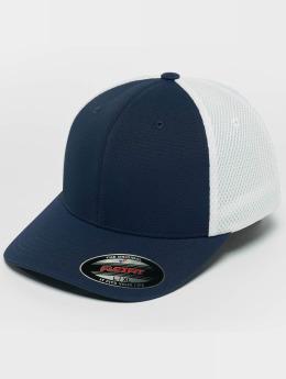 Flexfit Flexfitted Cap Flexfit 2-Tone Ultrafibre & Airmesh modrá