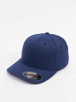 Flexfit Flexfitted Cap Wool Blend modrá