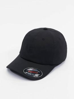 Flexfit Flexfitted Cap Low Profile Light Wooly schwarz