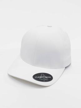 Flexfit Flexfitted Cap Delta weiß