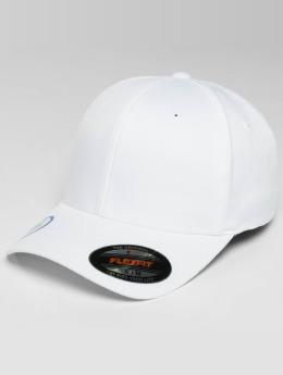 Flexfit Flexfitted Cap Golfer Magnetic Button weiß