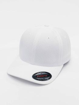 Flexfit Flexfitted Cap 3D Hexagon wit