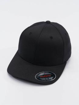 Flexfit Flexfitted Cap Bamboo zwart