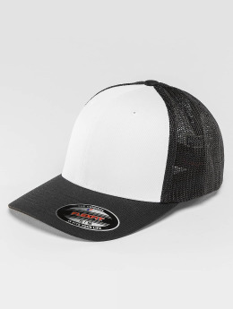 Flexfit Flexfitted Cap Mesh Colored zwart