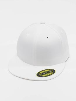 Flexfit Flexfitted-lippikset Premium 210 valkoinen