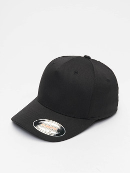 Flexfit Gorras Flexfitted 5 Panel negro