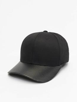 Flexfit Gorras Flexfitted Carbon negro