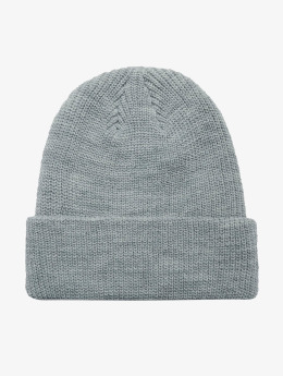 Flexfit Hat-1 Long Knit gray